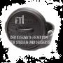 Petromax Feuertopf Dutch Oven ft1 flacher Boden - der Mini für Sossen und Desserts