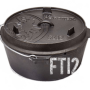 Petromax Feuertopf Dutch Oven ft12