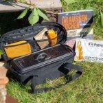 K4 Transporttasche zum einfach Tragen mit viel Stauraum , oder Schutz der Kastenform von Petromax