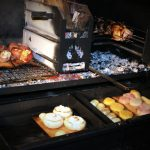Braai Build-in Modell in Grillaktion
