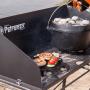 Petromax Feuertopf-Tisch in 90er Breite