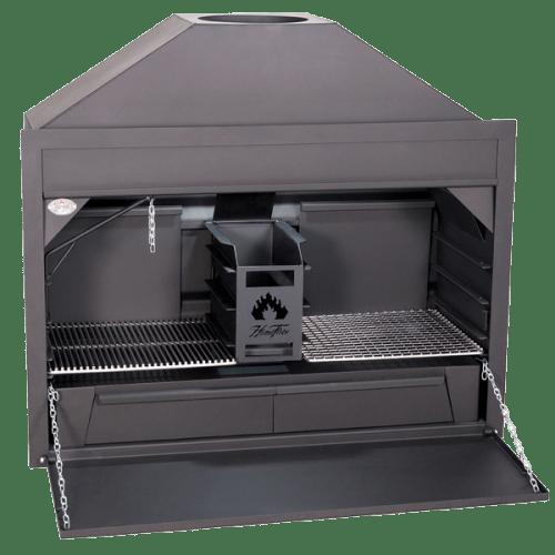 HomeFires Einbau BRAAI Grill Supreme de Luxe 1200