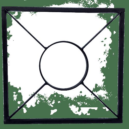 Wok-Einsatz, Wok-Grid für alle Braai Modelle