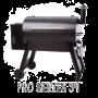 Traeger Pellet-Grill Pro Series 34 Frontansicht geschlossen