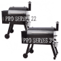 Traeger Pelletgrill der Pro Serie in 2 Größen 22 und 34