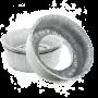 COBB Grill Zubehör Aluschalen Faulenzer als Schutz zum einfachen Sauberhalten