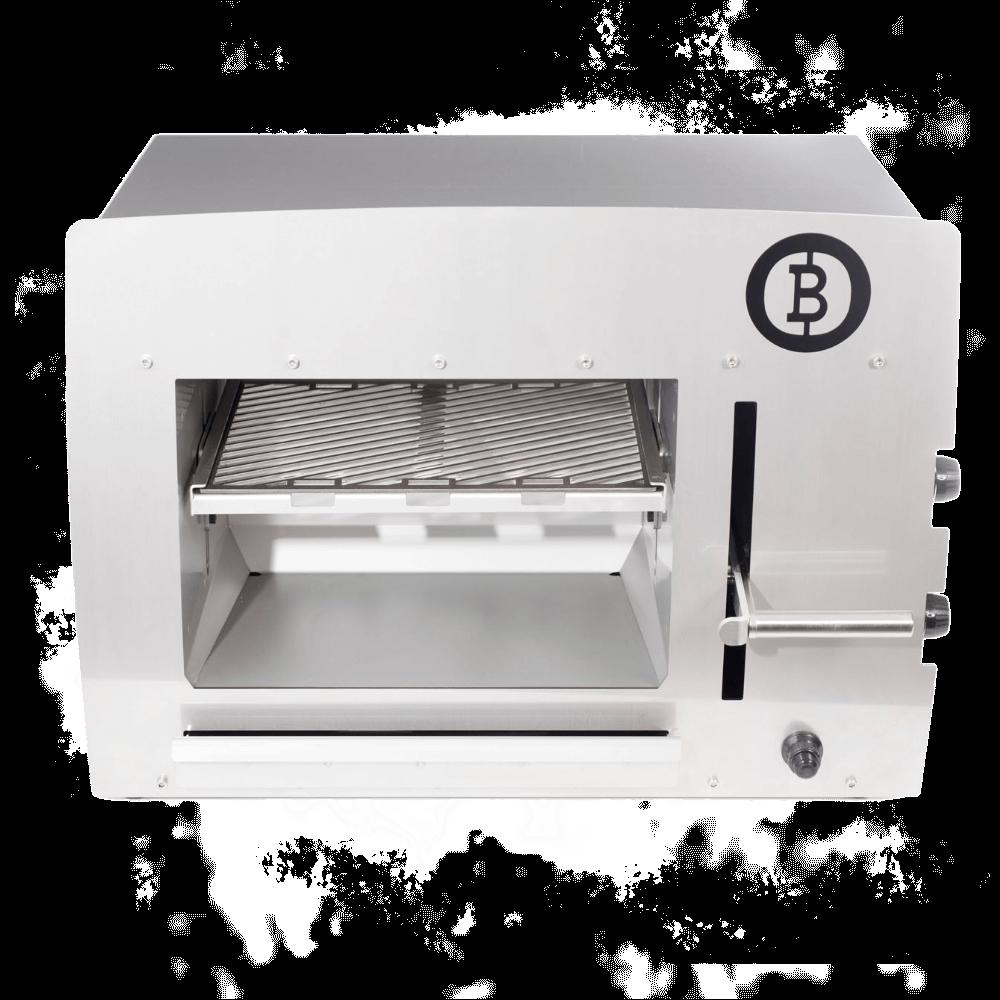oberhitze grill bausatz