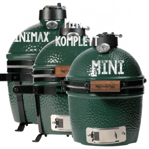 BigGreenEgg Mini, MiniMax, Mini komplett