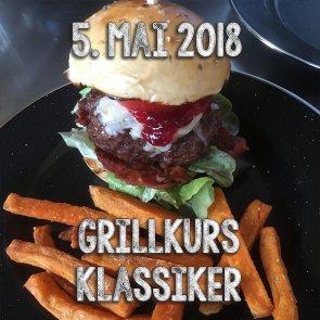 GRILLBAR-BQ Grillkurs Klassiker
