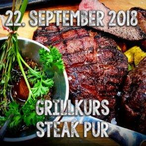 GRILLBAR-BQ Grillkurs Fisch&Steak