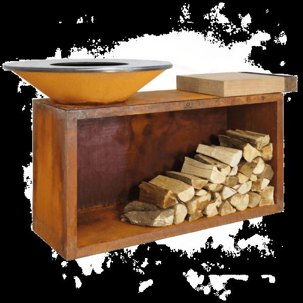 ofyr island 85 100 grillbar bq. Black Bedroom Furniture Sets. Home Design Ideas