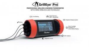 GrillEye Pro Plus - eine neue Generation Grillthermometer