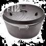 Petromax Feuertopf Dutch Oven ft18