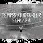Petromax Feuertopf Temperatur-Fuehlerauslass