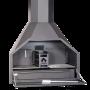 HomeFires Braai Grill freistehend Modell 1200 2016 Supreme de Luxe ohne Untergestell