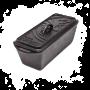 Kastenform von Petromax aus Gusseisen mit Deckel