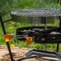 Pro-ft Serie von Petromax by Campmaid - Grillrost, Kohlenschale und Deckelhalter