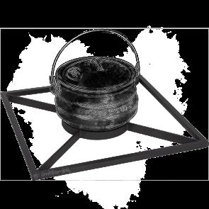 BRAAI Zubehör - Pfannen- Wok- oder Feuertopeinsatz - Grid