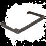 Pfannenknecht, Untergestell von Petromax für Dutchoven und Feuertöpfe - stabil und klappbar