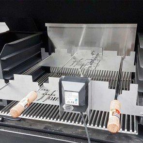 HomeFires BRAAI Drehspießset Rotisserie mit Motor