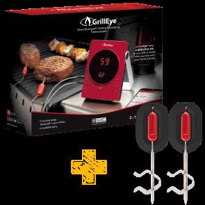 Bundle GrillEye Device plus 2 Fühler von GrillEye