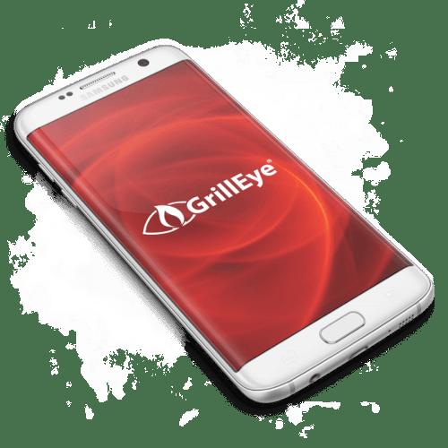 GrillEye mobile Bluetooth Thermometer App für dein Handy