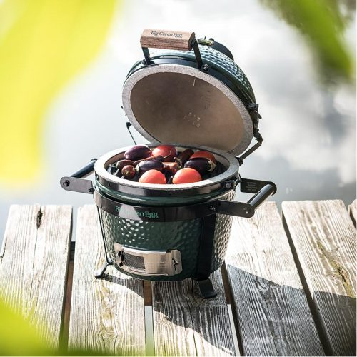 Big Green Egg Grillen am Wasser