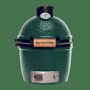 BigGreenEgg Mini - neues Modell - Kamado oder auch Keramikgrill