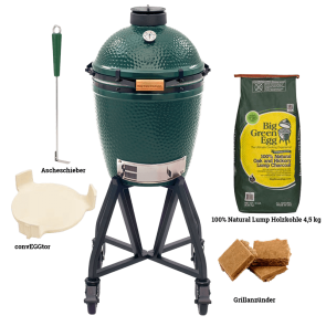 Big Green Egg Medium Starterpaket