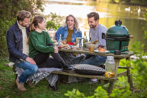 Big Green Egg Herbstpickinick