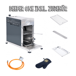 Beefer One der Ur-Beefer inkl. umfangreichem Zubehör