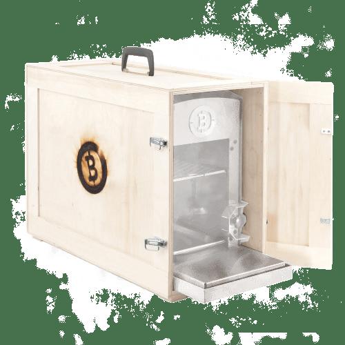 Original Beefer Transportkiste - eine Aufbewahrungs und Transportbox für Beefer one, onePro und BeefBeefer