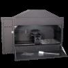 Homefires Spit-Braai Einbau BRAAI Grills mit Motorschrank für die Rotisserie Modell 1500