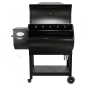 Louisiana Pelletgrill Serie LG - Modell 900 offen