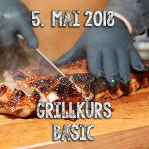 GRILLBAR-BQ Grillkurs Basis 07.04.2018
