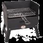 Grill mit Grillkorb von Homefires - Jan Braai Grill