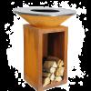 Ofyr Feuerplatte Grillplatte -classic-storage-85-100