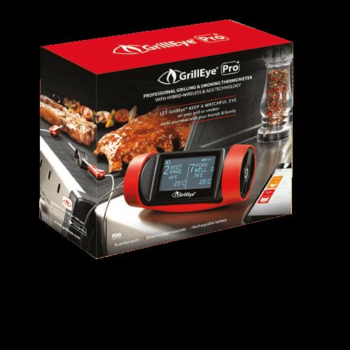 GrillEye Pro Plus Packaging