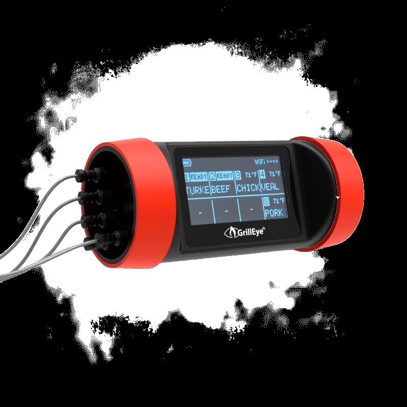 Grilleye Pro Hybrid Wireless A.D.S Technology Grillthermometer