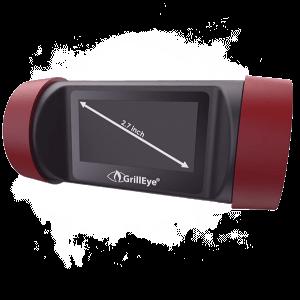 GrillEye Pro Plus mit großem 2,7-inch Display