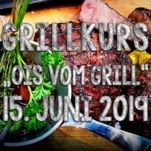 Grillkurs GRILLBAR-BQ in Ohlstadt