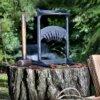 KindlingCracker King. Holzspalter einfache, schnelle und sichere Methode Anzündholz oder kleine Holzscheite für Grill, Ofen, Kamin etc. herzustellen.