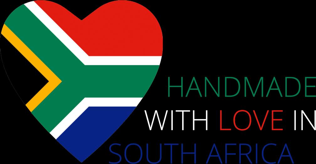 Fair-Trade Südafrika liebevolle Handarbeite Sonnenglas