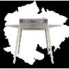 LISA BBQ Etna Holzkohlegrill - Edelstahl hohe Qualität