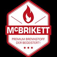 Partner McBrikett Grillkohle, Anzündkamin