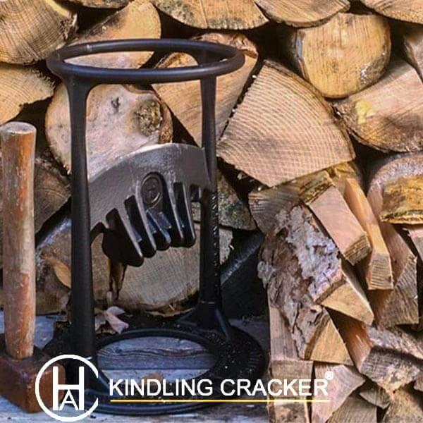 Kindlingcracker Holzhacken spielend leicht