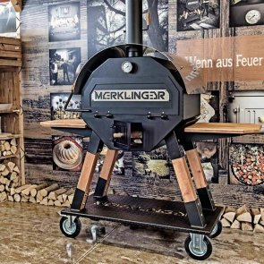 MERKLNGER 800 Backprofi & Grillprofi made in Germany