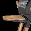 Seitentisch, Ablagetisch aus Holz für den MERKLINGER 600 und 800