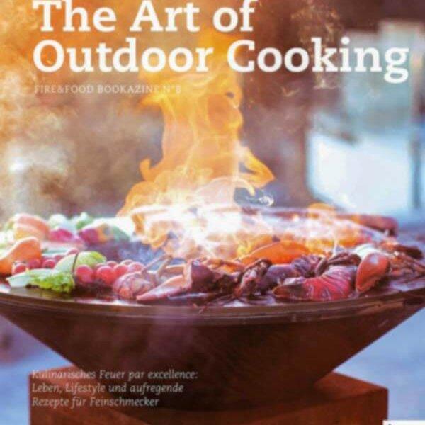 Ofyr Rezeptheft Bookazin von Fire&Food