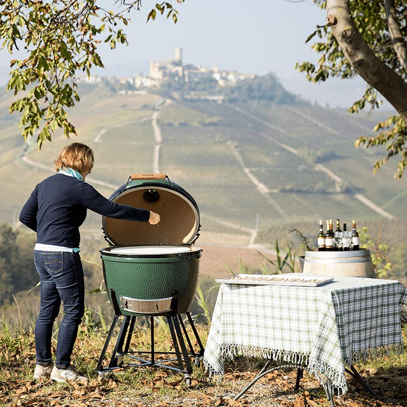 Big Green Egg in der Toskana